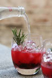 cocktail recipes vodka vodka cocktail recipe with fresh berries popsugar food