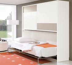 Twin Bunk Murphy Bed Kit Fold Up Twin Bed Intellibase Lightweight Easy Set Up Bifold