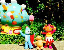pinky ponk toy night garden flower adventure