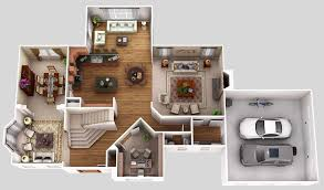 multi story house plans 3d 3d floor plan design modern awesome pictures one story house plans 3d home inspiration