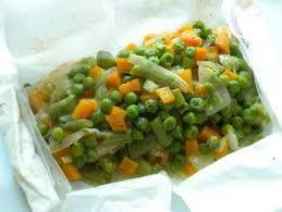 cuisine papillote cuisine facile com saumon en papillote aux petits légumes