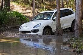 Porsche Cayenne Lifted - porsche cayenne off road test speedingtoday youtube