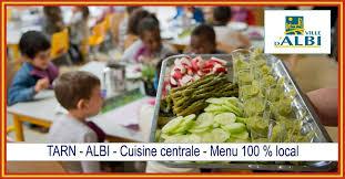 cuisine centrale albi officiels tarn albi cuisine centrale menu 100 local