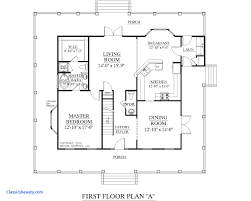 floor plans for homes one story modern one story house plans beautiful floor plan 1098 101 e story