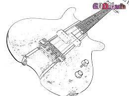 guitar coloring 600 ovh