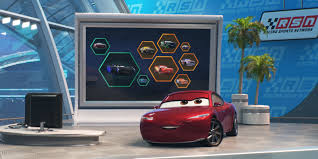 cars 3 cars 3 reveals new details about kerry washington nathan fillion