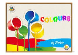 106 free esl colours powerpoint presentations exercises
