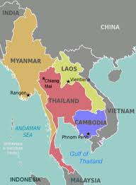 Southeastern Asia Map by Anthropology Of Accord Map On Monday Southeast Asia