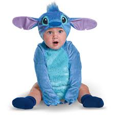 Apple Halloween Costume Baby Lilo Stitch Infant Stitch Costume Walmart