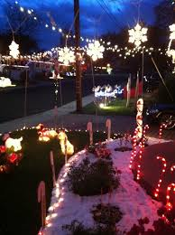 Pleasanton Christmas Lights Candy Cane Lane Home Facebook