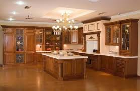 cuisine en bois design classical design solid wood kitchen cabinet