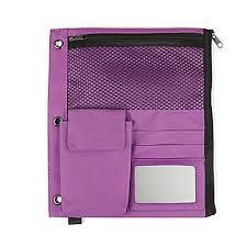 pencil bag staples binder pencil pouch purple staples
