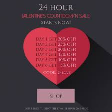 valentines sale furless s day sale countdown furless