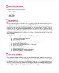 nanny resume template tips for writing scientific papers in german rwth aachen best