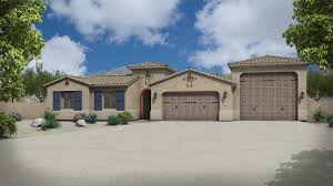 cholla with rv garage plan 5541 estates at the meadows maracay homes