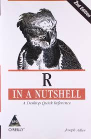 buy r in a nutshell book online at low prices in india r in a