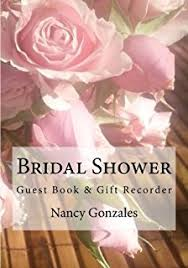 Bridal Shower Photo Album My Bridal Shower Record Keeper Photo Albums Evelyn Beilenson
