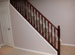 Stair Nosing Wickes by Living Room 75 Stair Railing Ideas Basement Curved Hardware