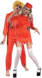 Halloween Costume Prisoner Couples Zombie Prisoner Fancy Dress Costumes Fancy Limited