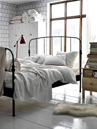 Ikea Bed Frame Sale Design Sleuth Modern Iron Beds Bed Frames Finland And Bedrooms