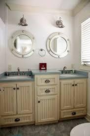 Beachy Bathroom Mirrors Nautical Bathroom Mirrors House Stuff Pinterest Nautical