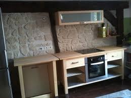 plan de travail ikea cuisine meuble cuisine avec plan de travail ikea idée de modèle de cuisine