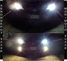 lexus gs430 hid bulb 4300k vs 5000k hid color temperature comparison clublexus