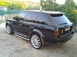 range rover sport price land rover range rover sport hse 2006 year for sale in nicosia