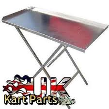 Keter Folding Work Table Bench Mate With 2 Clamps Work Table Ebay
