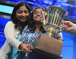 Jeffrey Spellings Unflappable Ananya Vinay Wins National Spelling Bee Nation