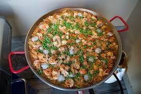 cuisine sur 2 surf and turf paella a trip to big sur part 2 domussticated