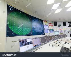 central control room nuclear power plant stock photo 481560352