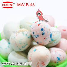easter egg gum 4 5g bottle pack fruity chewy dinosaur egg gum view