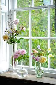 Single Rose In A Vase Tips For Cutting Garden Roses To Bring Them In The House Fine