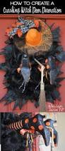 halloween witch pictures fun and creative diy halloween witch wreath ideas