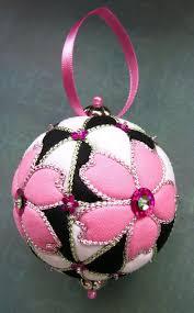 39 best kimekomi balls images on pinterest fabric ornaments