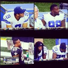 Cowboys Saints Meme - replay cowboys saints game talk 11 10 13