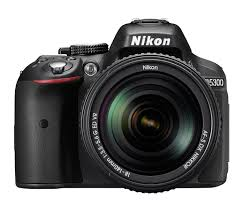 nikon d5500 touch screen dslr camera with built in wifi