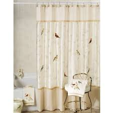bathroom shower curtain get designer look for your designer shower curtains with valance bathroom photo beautify your