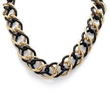 black link necklace images Cheap black link necklace find black link necklace deals on line jpg