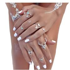finger rings set images Midi rings jpg