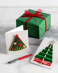 christmas cards emboss decking and holidays