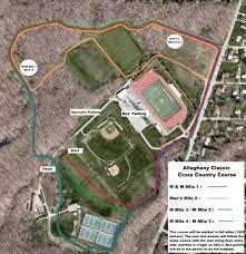 Cmu Campus Map Allegheny Gators Athletics