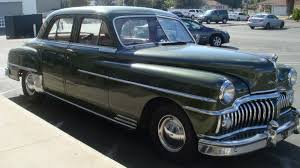 Ferrari California 1950 - ebay find 1950 desoto custom u2013 the 65 year old daily driver