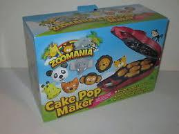 zoomania cake pop maker electric kitchen appliance baking animal