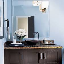 brown and blue bathroom ideas blue and brown bathroom designs use blue color in bathroom tile