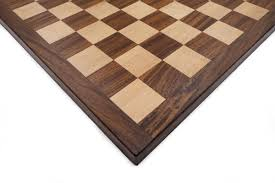 buy sheesham wood chess board with square corners at chessafrica