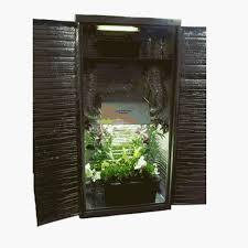under cabinet grow light cool cab hydroponic grow box plug n play closet grow light system