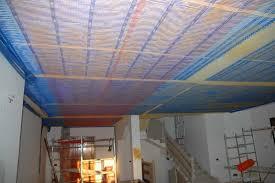 radiante a soffitto climatizzazione radiante a soffitto con tubi capillari