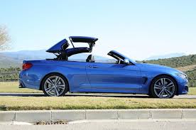 bmw 435i series bmw 4 series 435i m sport convertible uk drive